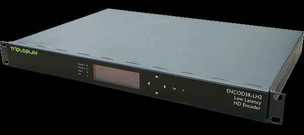 Tripleplay Low Latency HD Encoder