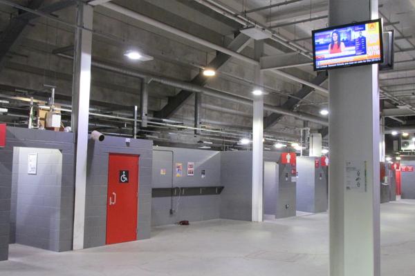 Stadium-Concourse