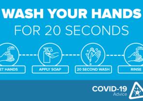Tripleplay ONELAN StaySafe Wash Hands